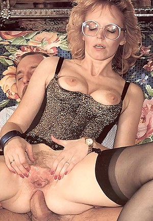 Free Mature Retro Porn Pictures