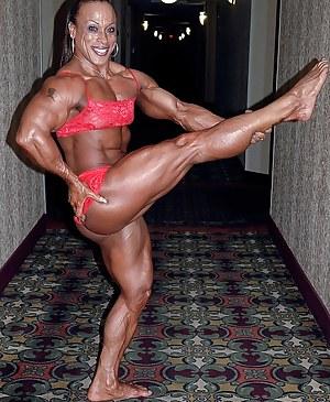 Free Mature Bodybuilder Porn Pictures